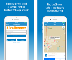 Cross-Platform App of the Month - LiveShopper