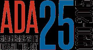 Utah ADA 25 logo
