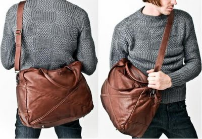 Bag Men Leather