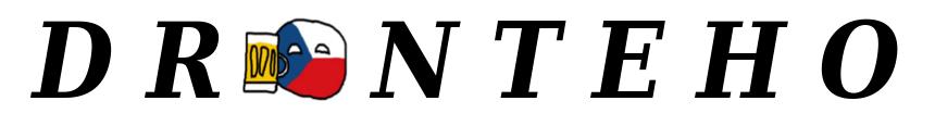 Dronteho blog