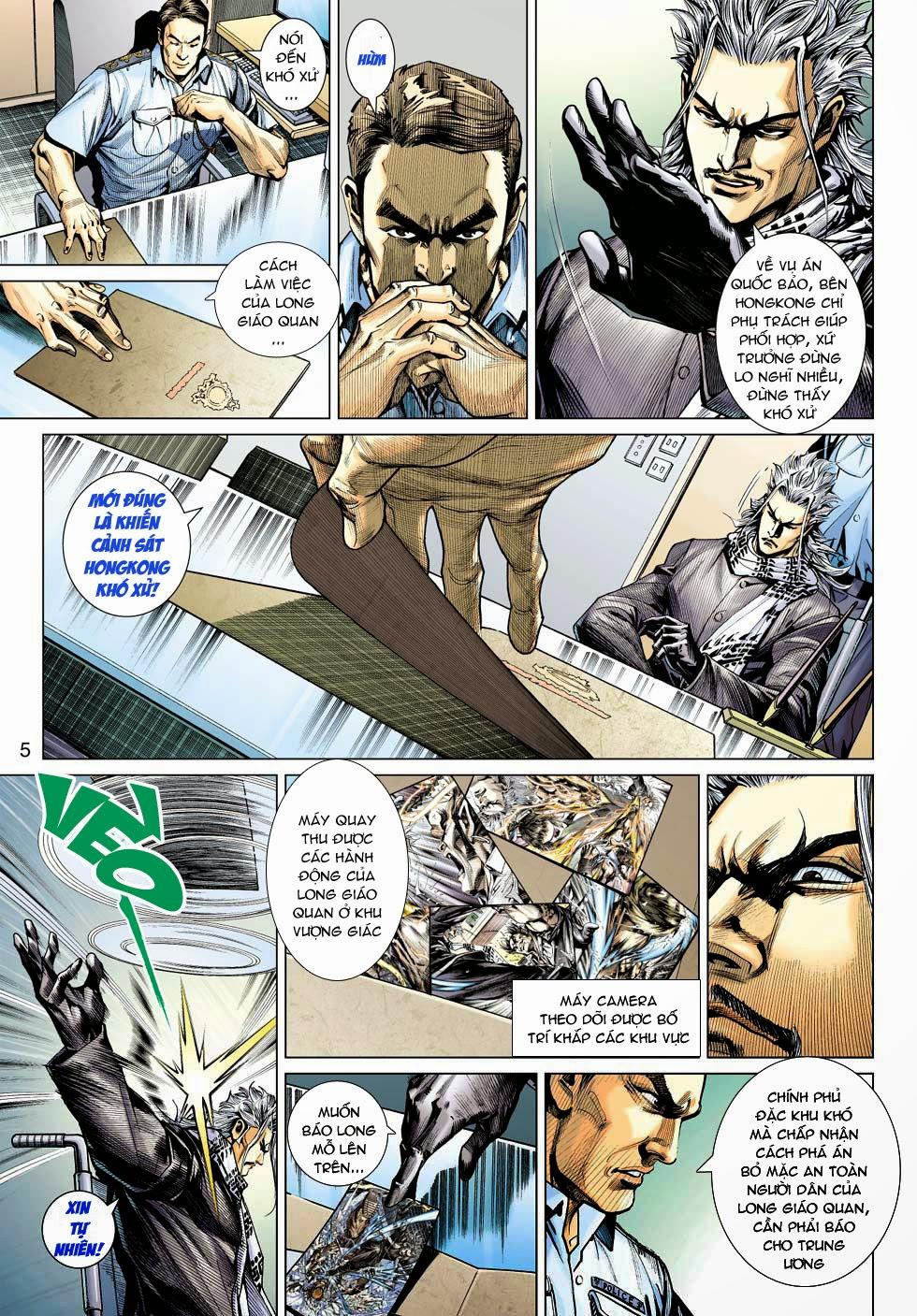 Tân Tác Long Hổ Môn trang 4