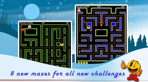 PAC-MAN is Apple's Free App of the Week. It is the first time that this app is available for free. If you like it, grab the game for free here..