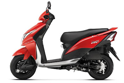 new honda dio scooter launched