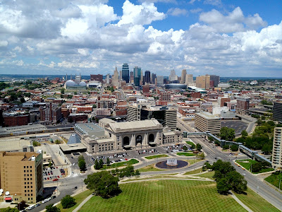 Kansas City tour, Brad Ford Smith