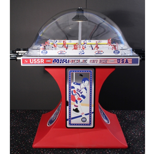 Creekside Rambler: Bubble Hockey Miracle