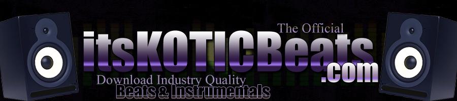 itsKOTICBeats.com Banner Picture