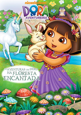 Dora A Aventureira: As Aventuras de Dora Na Floresta Encantada - DVDRip Dublado