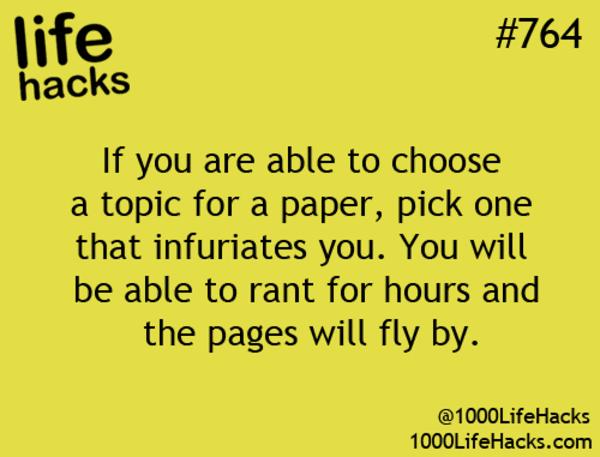sneaky essay