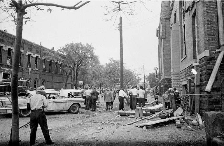 an essay about the church bombing in alabama in 1963 It is going to be about the 16th street church bombing in birmingham, alabama essay on birmingham 1963 more about devastating bombing in birmingham the watsons go to birmingham - 1963 532 words | 2 pages.