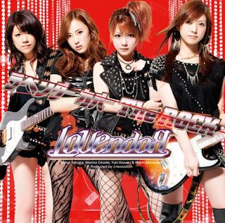 LoVendoR - LoVendoR Cover The ROCK ラベンダー カバー