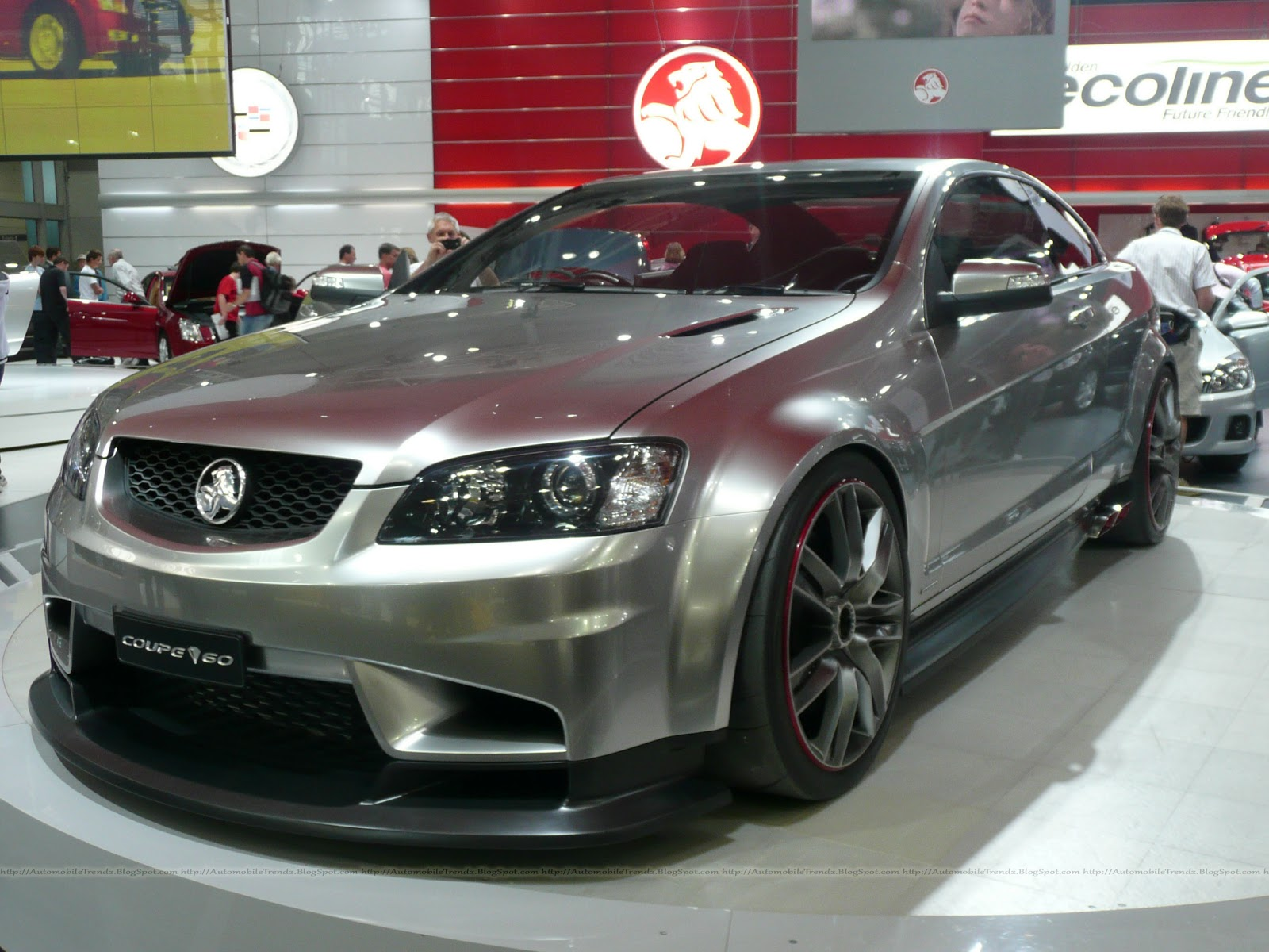 Automobile Trendz: Holden Coupe 60