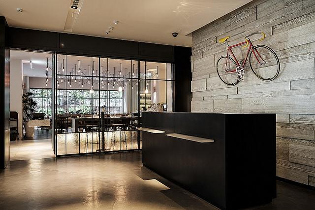 Hotel amba zhongshan in taipei camemberu for Design hotel ximending