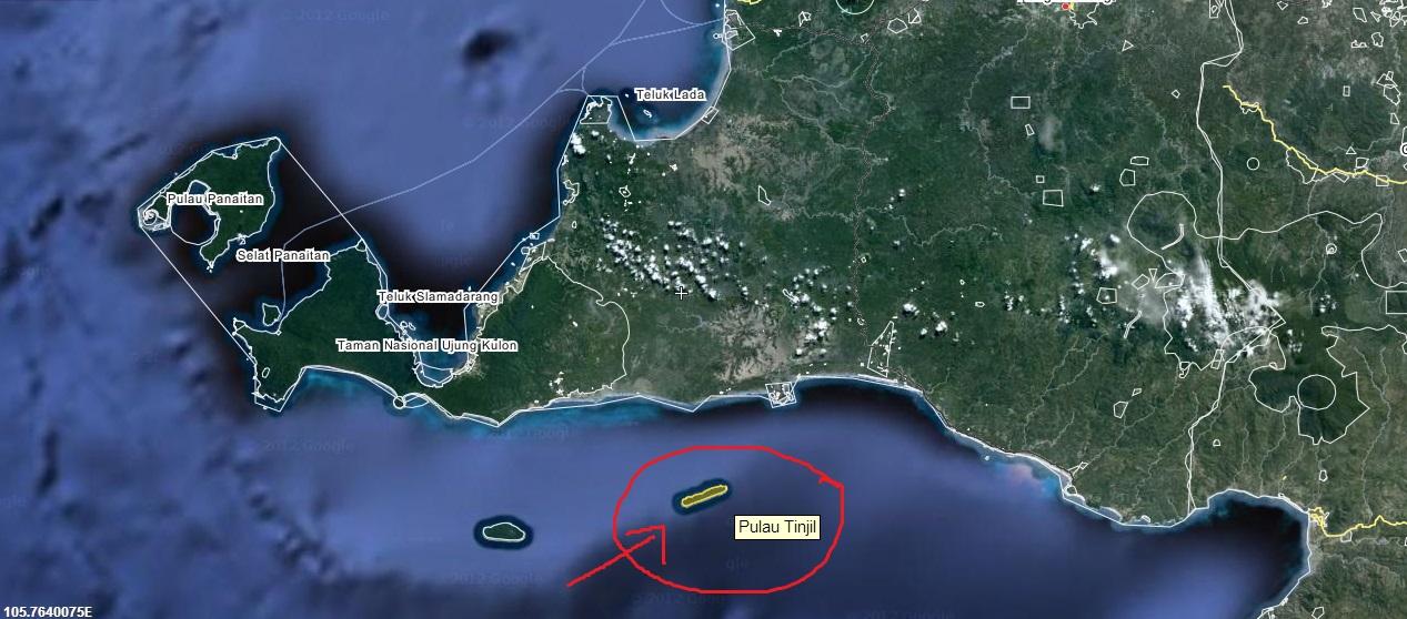 Download this Pulau Tinjil Merupakan... picture