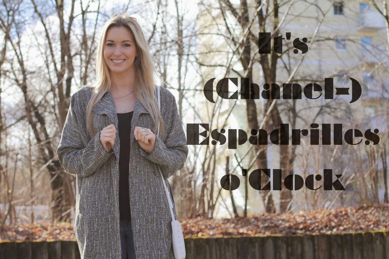 Chanel Espadrilles, Espadrilles, Patrizia Philp, fashionblog, Mode Blog,