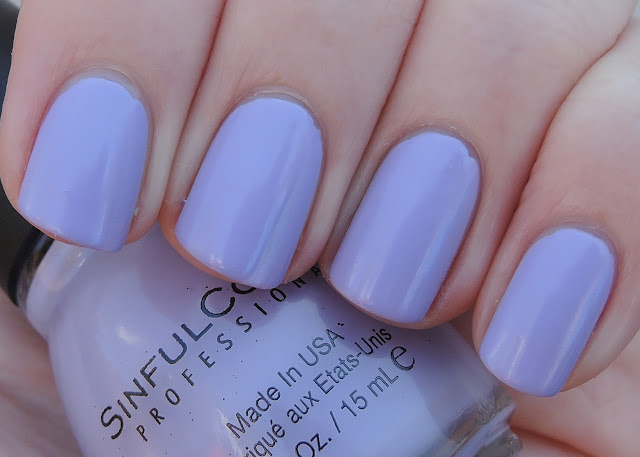 SinfulColors Truth or Lavendare