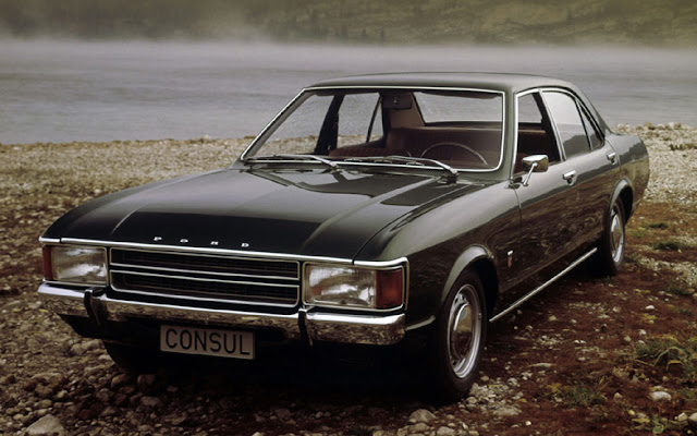 フォード・コンサル 3代目 | Ford Consul (Granada) (1972–75)