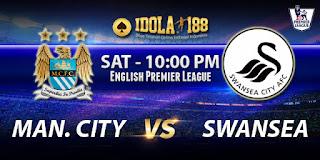 Prediksi Manchester City vs Swansea 12 Desember 2015   Liga Primer Inggris