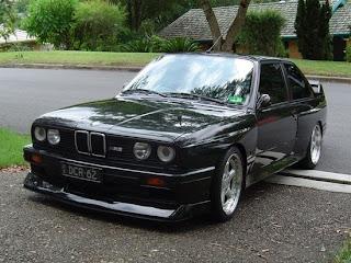 BMW E30 M3 evo