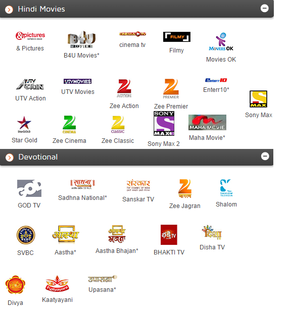 Dish Tv Family Pack Channel List And Low Price Recharge Digital