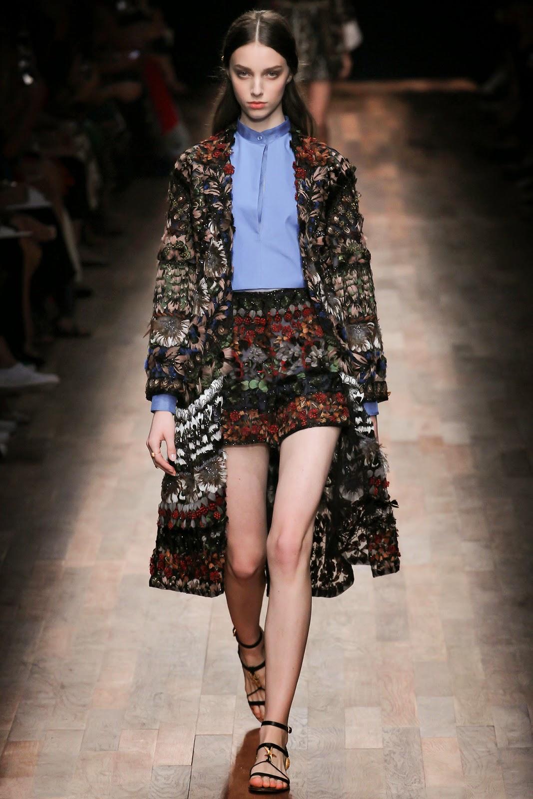 valentino 2015 summer 2016 trend women dress29 Valentino 2015 samling, våren sommaren 2016 Valentino klänning modeller, Valentino kväll klänning nya säsongen kvinnors kjolar modeller