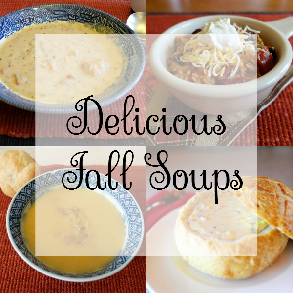 Sweet Turtle Soup: 12 Must Try Fall Recipes - Ideas and Inspiration