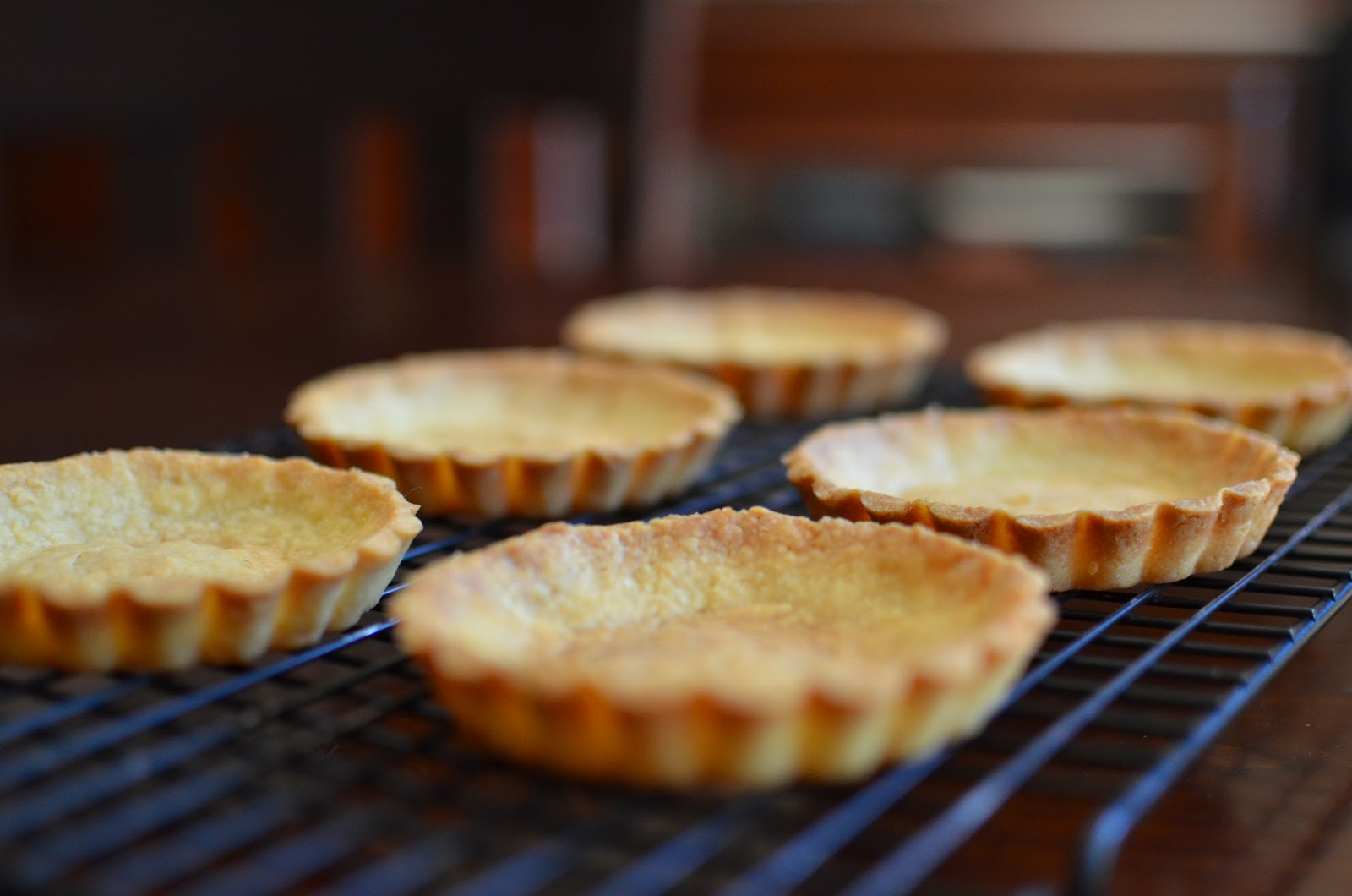 How to fill tartlets 15