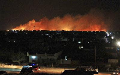 la proxima guerra fabrica bombardeada en Khartoum sudan israel iran nuclear misiles