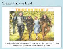 Trimet executives wish everyone a happy Halloween!