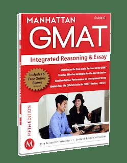 gmat essay score 5