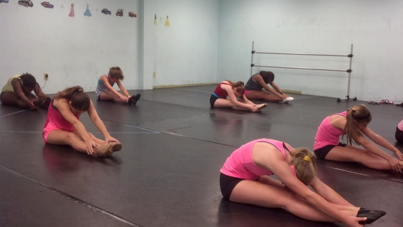 summer drop in dance classes teens charlotte nc