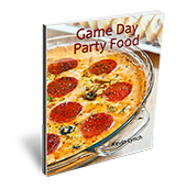 Get the Game Day Party Food Cookbook!