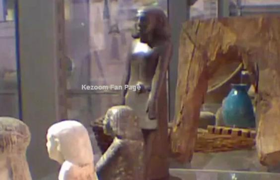 Video Patung Mesir Purba Bergerak Sendiri