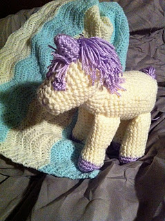 Crocheted Horse - Ravelry - a knit and crochet community