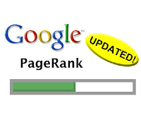 Latest google page rank update