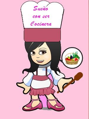 Sueño con ser cocinera