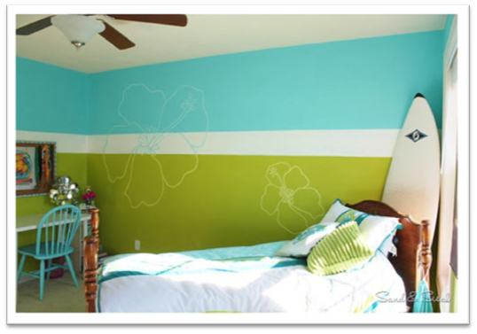 10 Easy Ways To Spruce Up Girls Bedroom Walls Room Design Inspirations