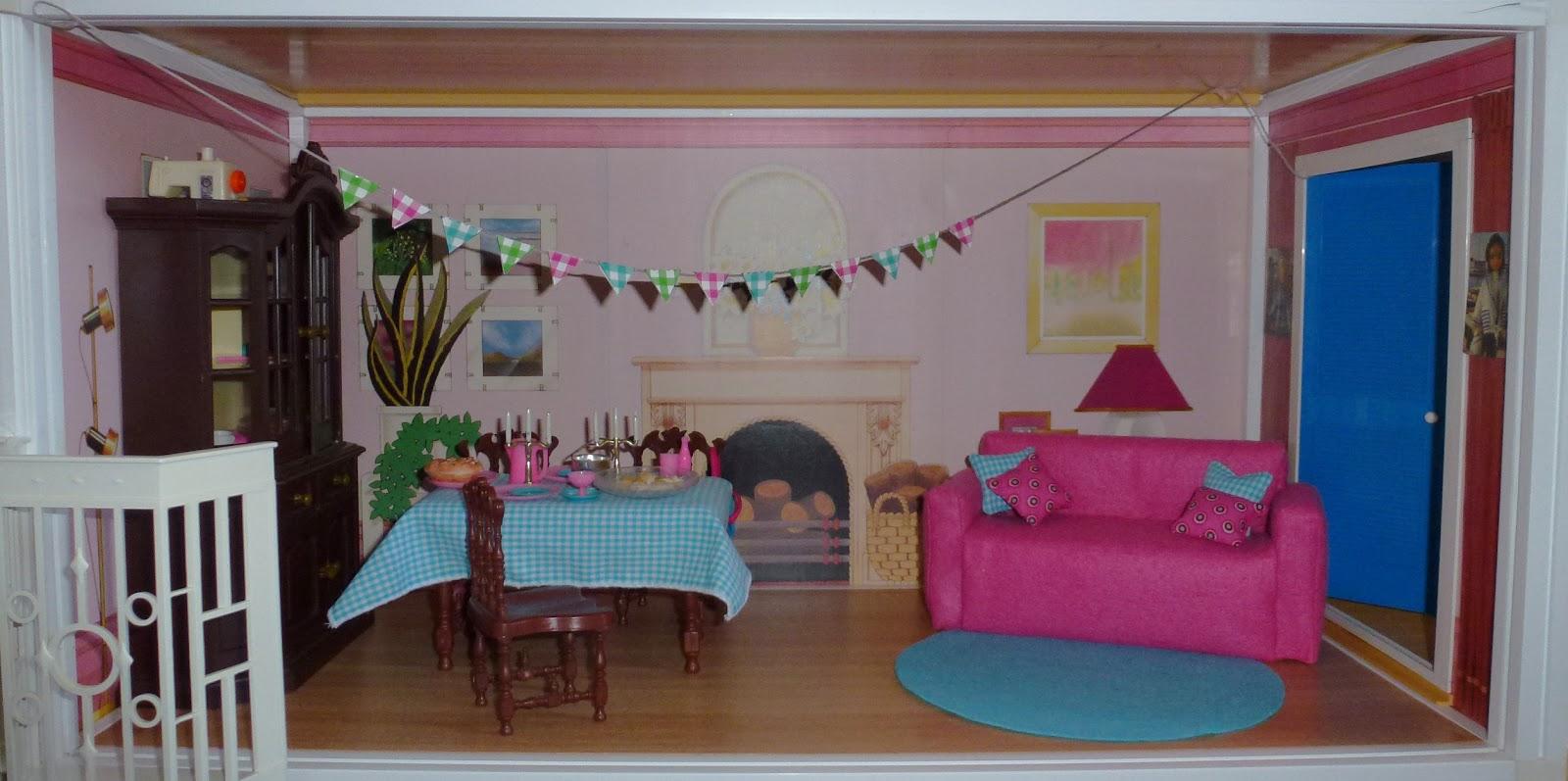 Pieterdientje project barbiehuis for Barbiehuis meubels