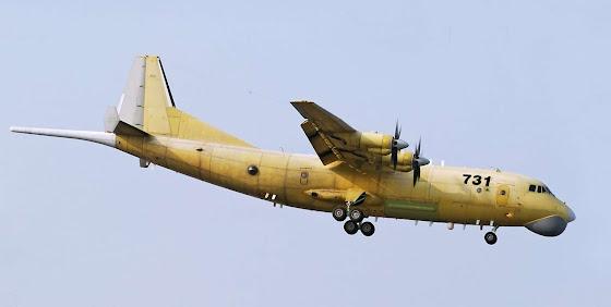 Y-8Q MAD