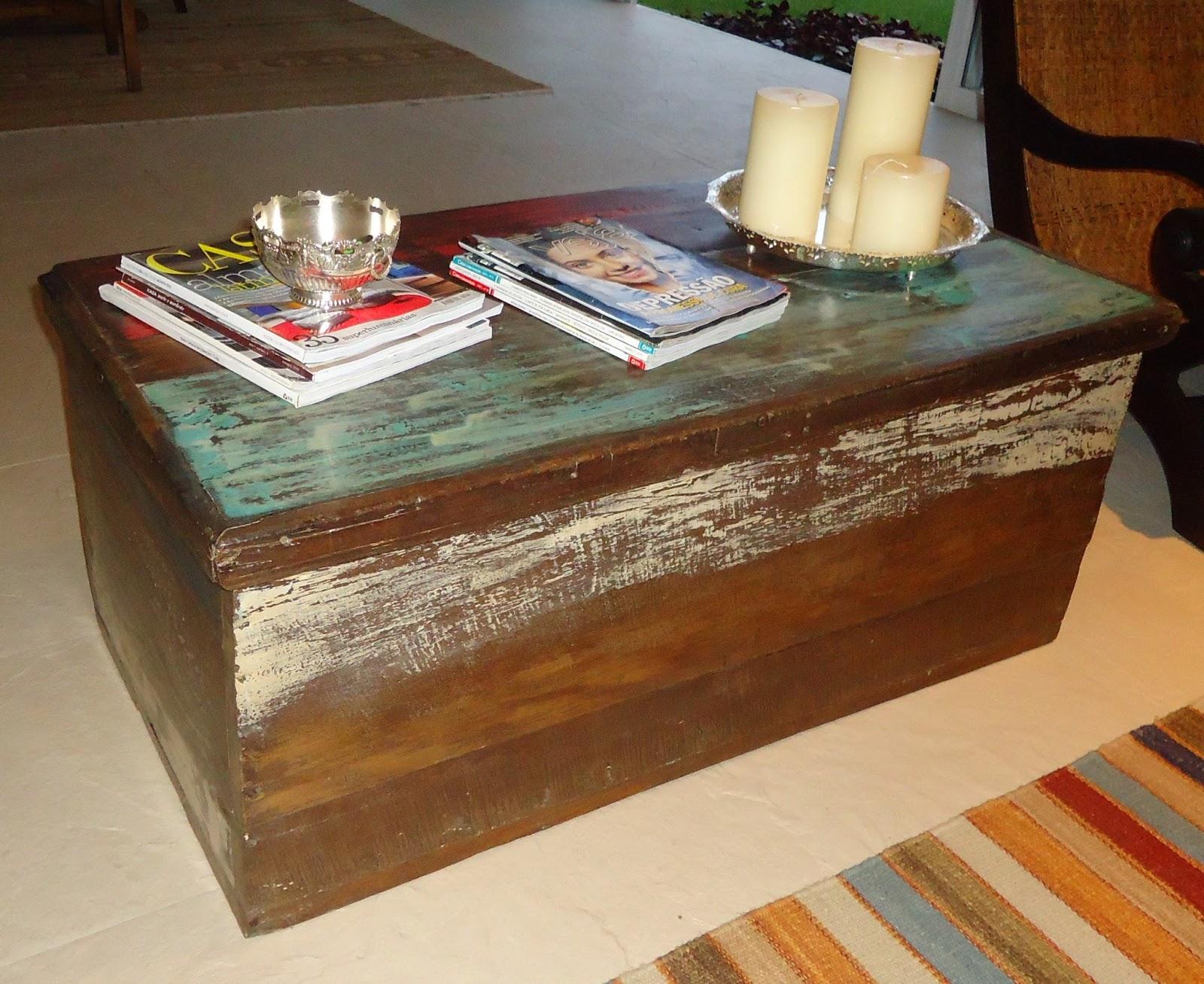 Ateliê Aisó Arte e Decoração: Baú em madeira com pátina. #9D642E 1600x1308
