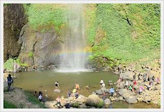 air terjun, curug cimahi,wisata alam