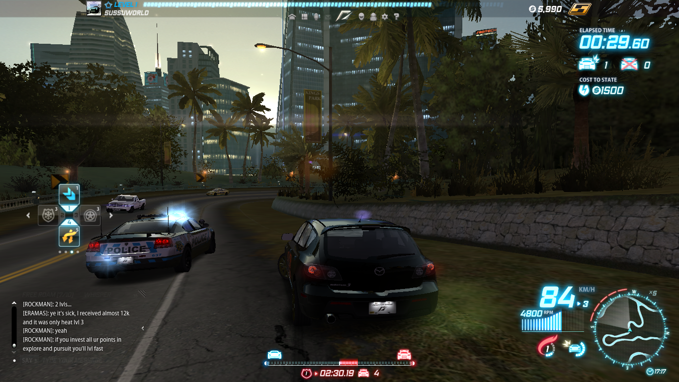 need for speed online free play