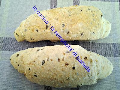 il mio pane scarpetta