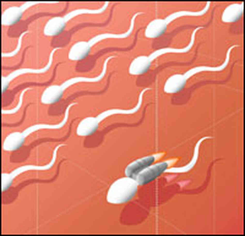 Heiß wie normal sperm counts in men mind