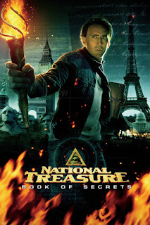 National Treasure Book of Secrets (2007)