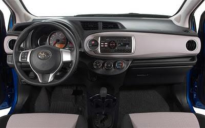 2012 Gambar Toyota Yaris