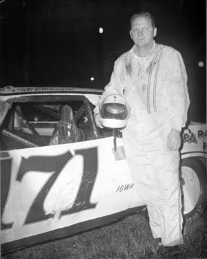 Auto Racing Hawkeye Downs on Feature Win At Hawkeye Downs On May 16  1969    Kyle Ealy Collection