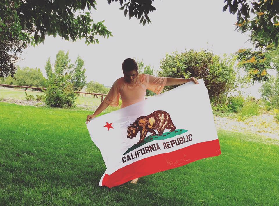 California!