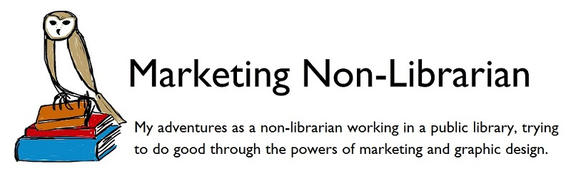 the Marketing Non-librarian