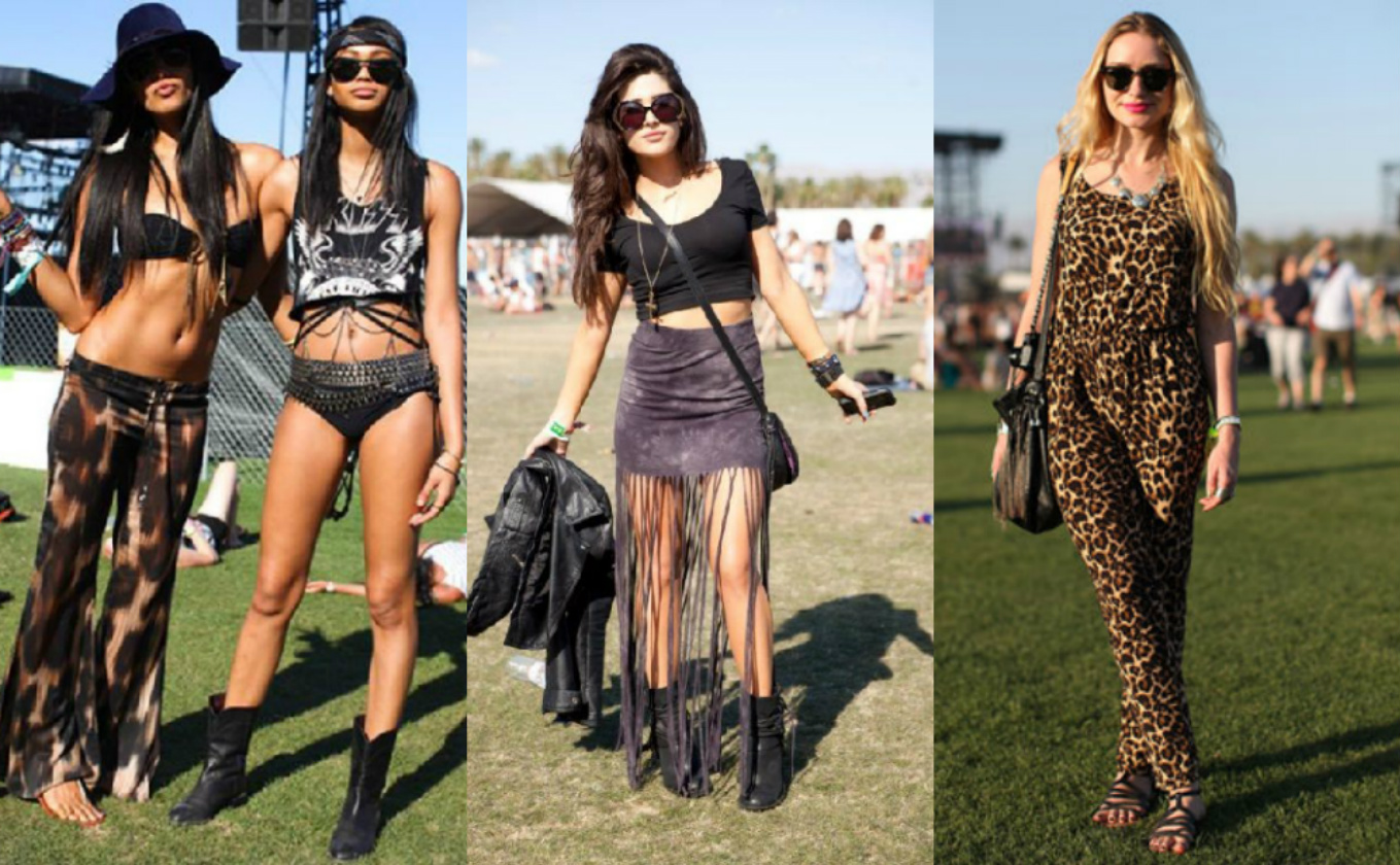 Music Festival Fashion!