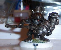 Durgen Madhammer painted by Shawn